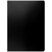 "Папка  80 файлов ""OfficeSpace"" чёрная"